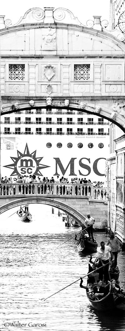 BW VE MSC crociera 2018